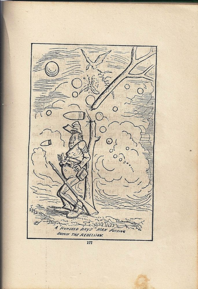 A COMIC HISTORY OF THE UNITED STATES. Livingston HOPKINS.