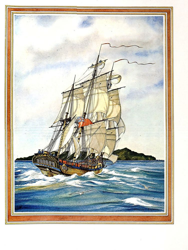 A VOYAGE TO THE SOUTH SEAS UNDERTAKEN BY COMMAND OF HIS MAJESTY FOR THE PURPOSE OF CONVEYING THE BREAD-FRUIT TREE TO THE WEST INDIES IN HIS MAJESTY'S SHIP BOUNTY COMMANDED BY LIEUTENANT WILLIAM BLIGH INCLUDING AN ACCOUNT OF THE MUTINY ON BOARD THE SAID SHIP AND THE SUBSEQUENT VOYAGE OF PART OF THE CREW IN THE SHIP'S BOAT FROM TOFAO, ONE OF THE FRIENDLY ISLANDS, TO TIMOR, A DUTCH SETTLEMENT IN THE EAST INDIES. Capt. William BLIGH.