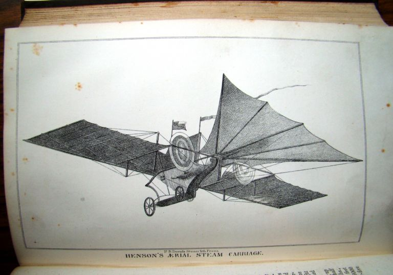 A SYSTEM OF AERONAUTICS, COMPREHENDING ITS EARLIEST INVESTIGATIONS, AND MODERN PRACTICE AND ART DESIGNED AS A HISTORY FOR THE COMMON READER, AND GUIDE TO THE STUDENT OF THE ART. IN THREE PARTS. CONTAINING AN ACCOUNT OF THE VARIOUS ATTEMPTS IN THE ART OF FLYING BY ARTIFICIAL MEANS, FROM THE EARLIEST PERIOD DOWN TO THE DISCOVERY OF THE AERONAUTIC MACHINE BY THE MONTGOLFIERS, IN 1782, AND TO A LATER PERIOD. WITH A BRIEF HISTORY OF THE AUTHOR'S FIFTEEN YEARS EXPERIENCE IN AERIAL VOYAGES. ALSO, FULL INSTRUCTIONS IN THE ART OF MAKING BALLOONS, PARACHUTES, ETC. ETC., AS ADAPTED TO THE PRACTICE OF AERIAL NAVIGATION, AND DIRECTIONS TO PREPARE EXPERIMENTAL BALLOONS. John WISE.