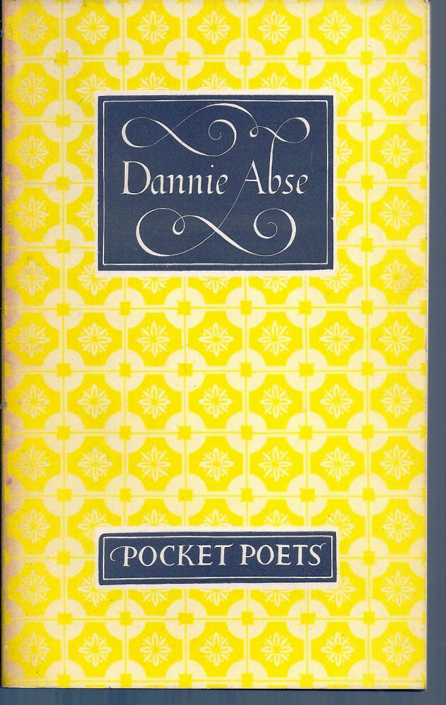 DANNIE ABSE. THE POCKET POETS. Dannie ABSE.