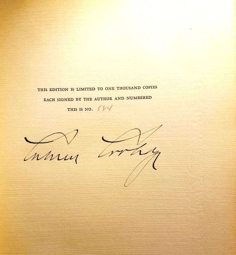 THE AUTOBIOGRAPHY OF CALVIN COOLIDGE. Calvin COOLIDGE.