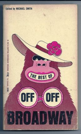 THE BEST OF OFF OFF BROADWAY. Sam SHEPARD, M. SMITH
