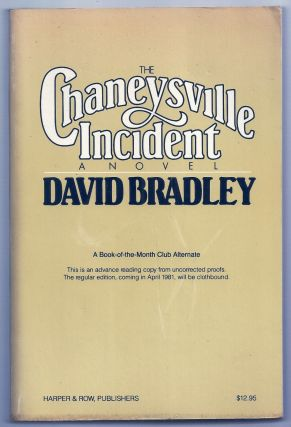 THE CHANEYSVILLE INCIDENT. David BRADLEY