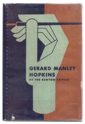 GERARD MANLEY HOPKINS. Robert LOWELL, KENYON CRITICS