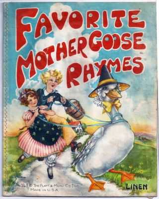 FAVORITE MOTHER GOOSE RHYMES