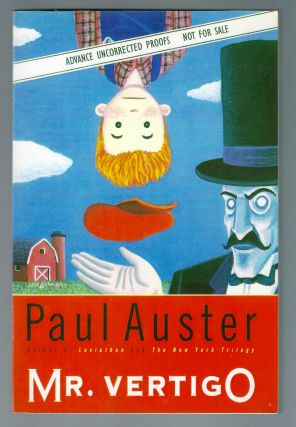 MR. VERTIGO. Paul AUSTER