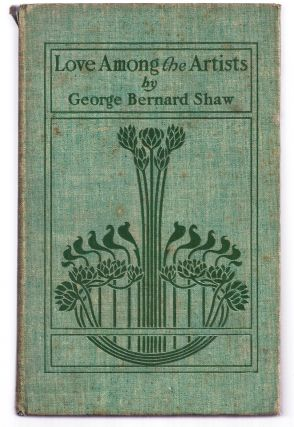 LOVE AMONG THE ARTISTS. George Bernard SHAW