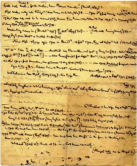 AUTOGRAPH MANUSCRIPT likely from FREDERICK THE GREAT. Thomas CARLYLE