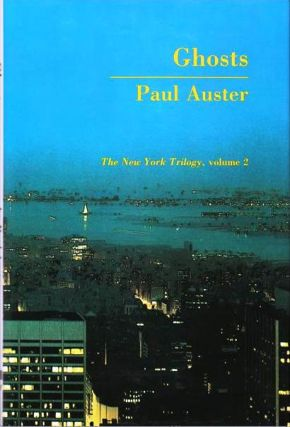 GHOSTS. Paul AUSTER
