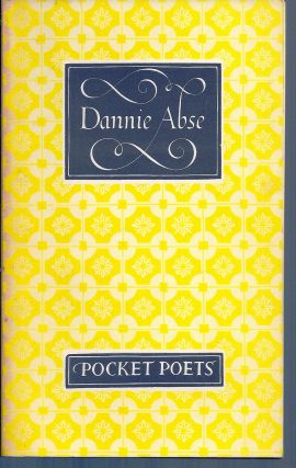 DANNIE ABSE. THE POCKET POETS. Dannie ABSE