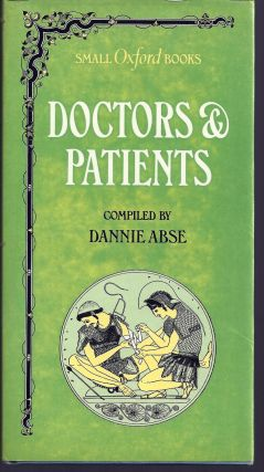 DOCTORS & PATIENTS. Dannie ABSE