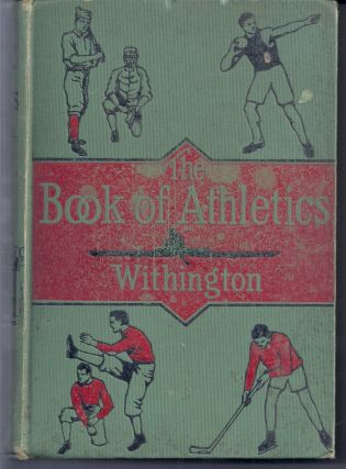 THE BOOK OF ATHLETICS. Paul WITHINGTON