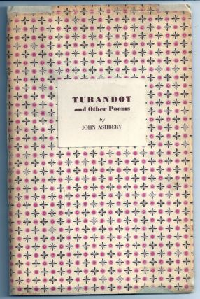 TURANDOT AND OTHER POEMS. John ASHBERY