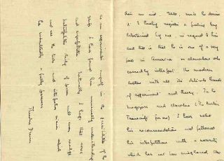 ARCHIVE OF 4 AUTOGRAPH LETTERS SIGNED (ALSs). Theodore DREISER