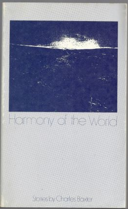 HARMONY OF THE WORLD. Charles BAXTER
