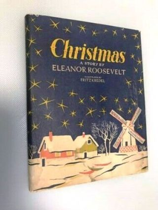 CHRISTMAS. Eleanor ROOSEVELT